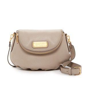 Marc Jacobs Mini Natasha Leather Crossbody Bag